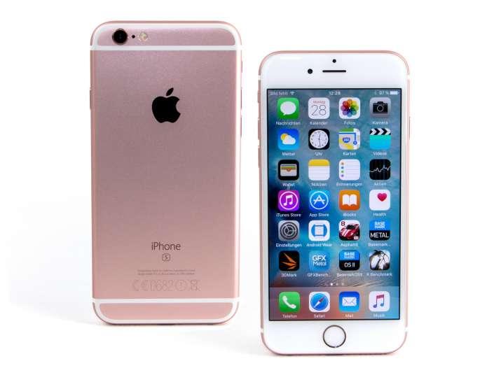 India Tv - Apple iPhone 6s