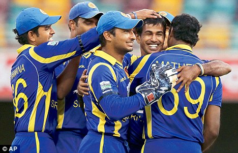 Pakistani Court Indicts Six For Attacking Sri Lankan Cricket