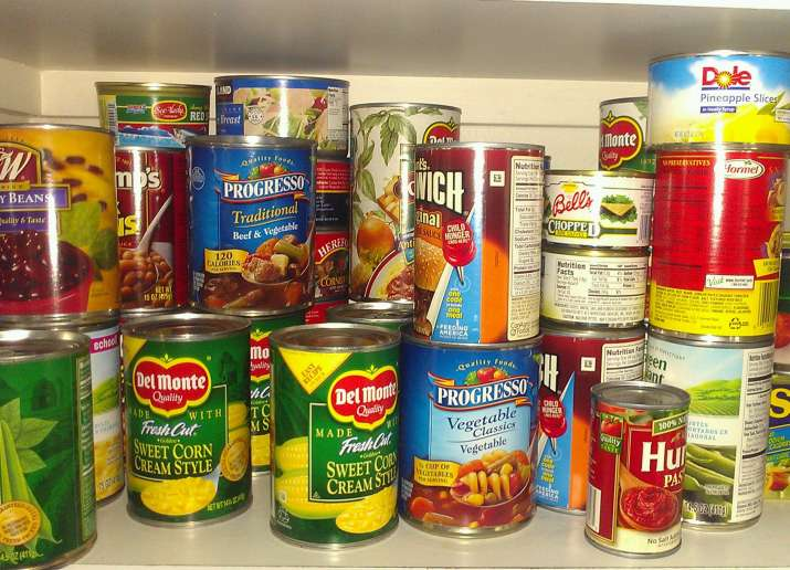 Beware Intake Of Canned Food May Expose You To Hormone