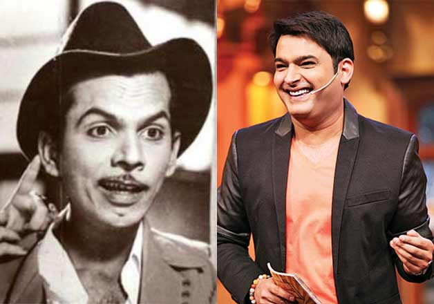 Johnny Walker, Kapil Sharma