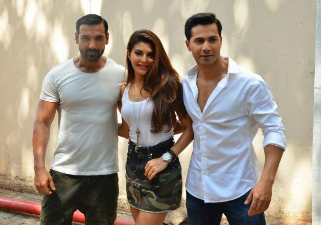 John Abraham Jacqueline Fernandez To Give Dishoom Promotions A Miss Bollywood News India Tv The latest tweets from varundhawan (@varun_dvn). john abraham jacqueline fernandez to