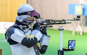 Rio Olympics shooting competition