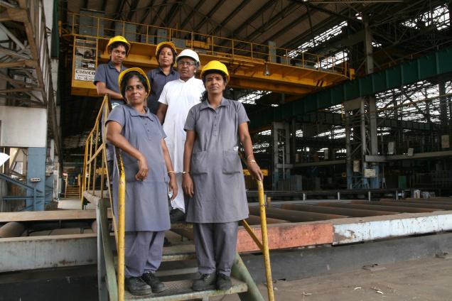 Indian women in workforce