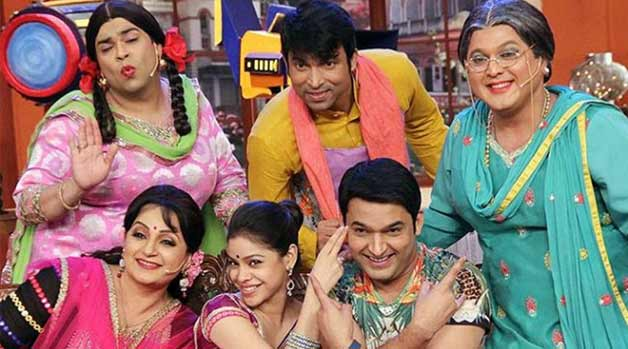 India Tv - Comedy Nights With Kapil