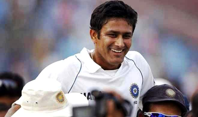 10 Achievements Of Anil Kumble That Could Have Turned The Decision