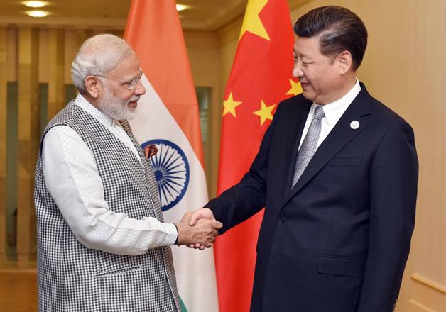 PM Modi meets XI Jinping in Tashkent