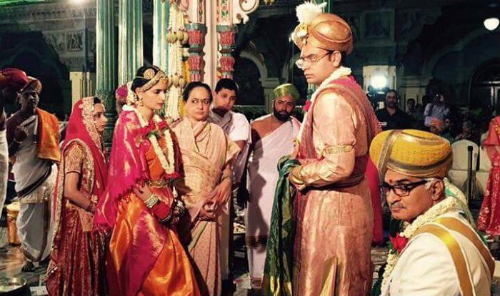 Maharaja' Yaduveer ties nuptial knot with Rajasthan royalty at the ...