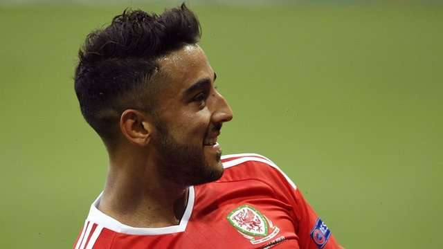 Neil Taylor, Wales' star in Euro Cup, has a strong Bengal