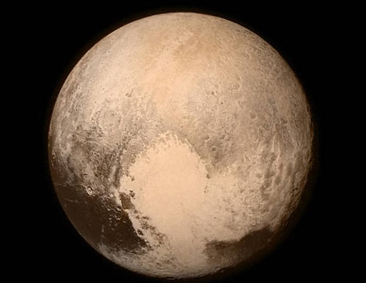 Pluto could have subsurface ocean that still holds alien