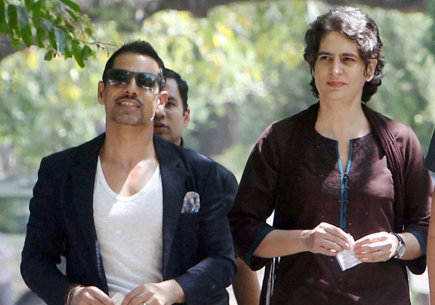 Image result for robert vadra health tips officers