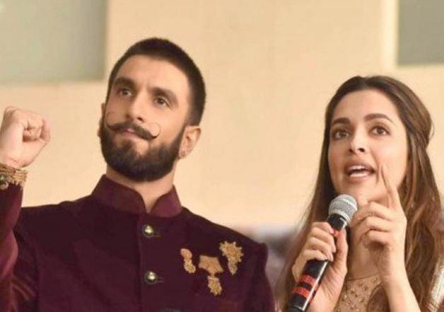 Ranveer- Deepika