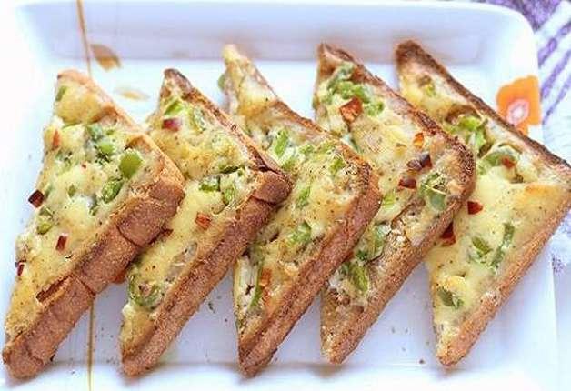 Rava Sandwich