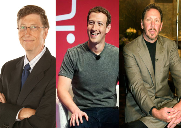 12 Tech Titans Whose Kids Will Not Inherit Their Billions India
