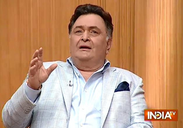 Rishi Kapoor in Aap Ki Adalat