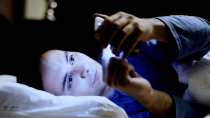 side-effects of using smartphones in dark