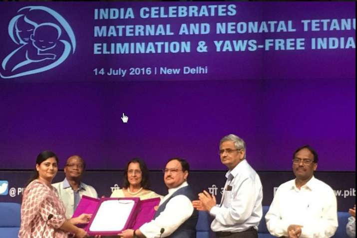 India First Nation To Be Free From Maternal And Neonatal Tetanus