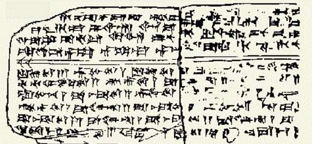 The Hurrian hymn
