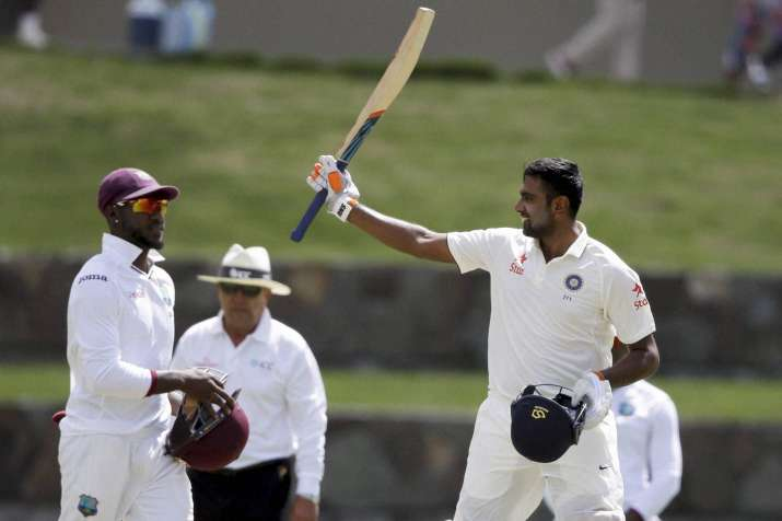 I wanted to bat in the top seven for a long time: R Ashwin