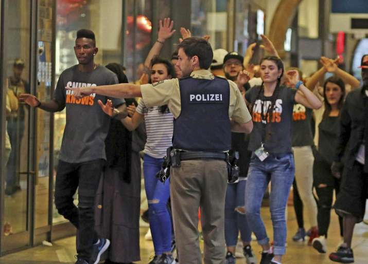 18-year-old Munich attacker was 'obsessed' with mass