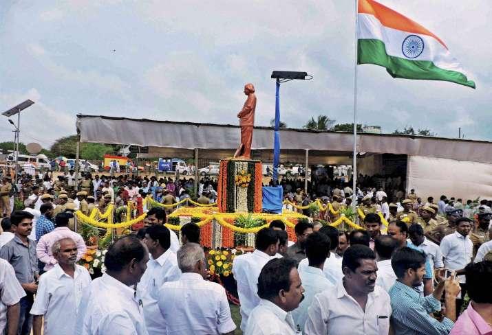 APJ Abdul Kalam life-size statue