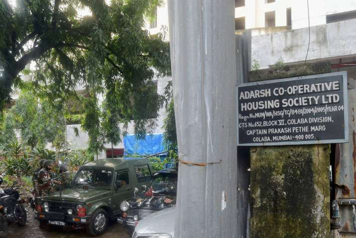 Army takes possession of Adarsh Society building