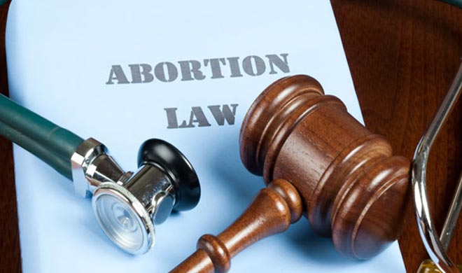 Abortion law prohibits termination of pregnancy after 20