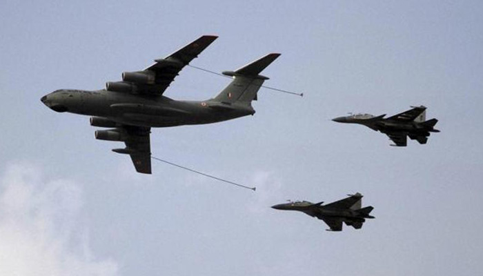 India to purchase six flight refuelling aircraft
