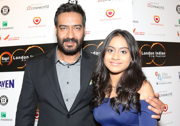 Ajay starts new trend on Twitter and his daughter Nysa has