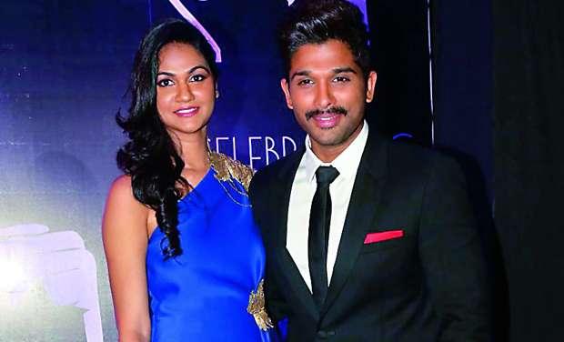 Allu Arjun's family is growing 'bigger'