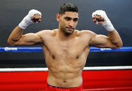 Boxer Amir Khan wants to see India and Pakistan MMA bout