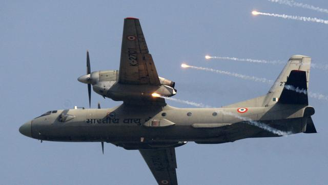 IAF's AN-32