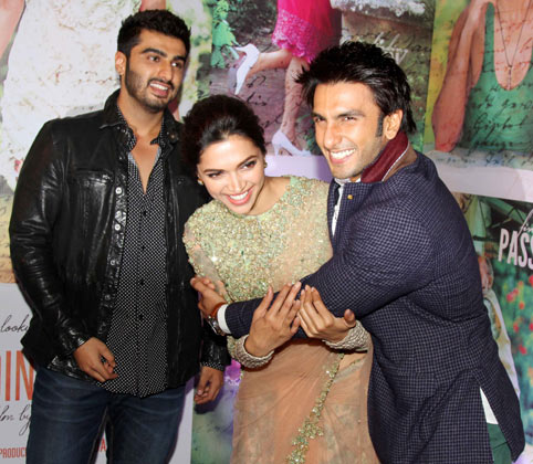Are Bajirao and Mastani engaged. Arjun Baba answers.