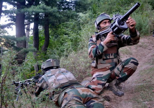 Army foils infiltration bid in Poonch