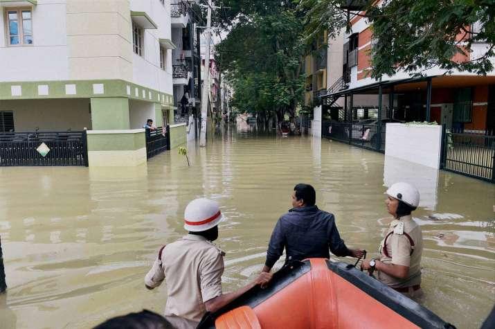India Tv - Bengaluru Rains