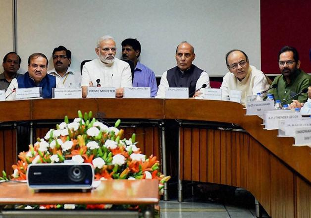 BJP plans 'Tiranga Yatra' from August 15