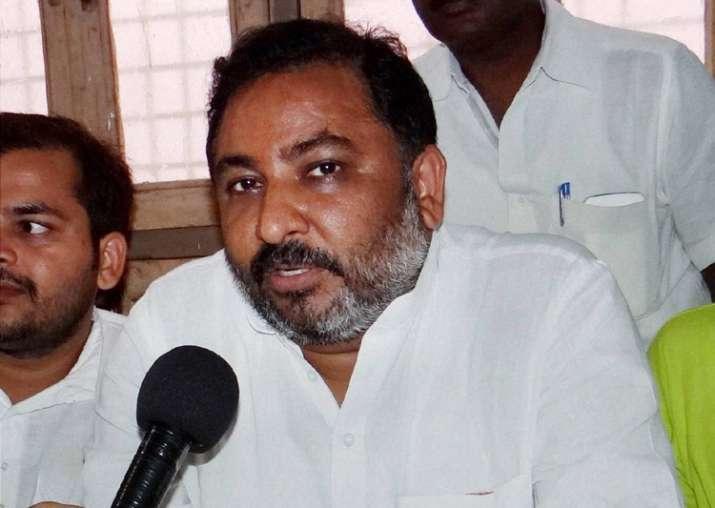 BJP leader Dayashankar Singh