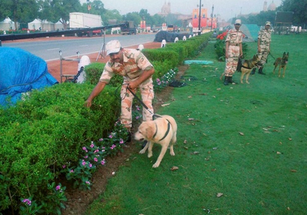 Sniffer dog squads foiled at least 16 terror bids in last