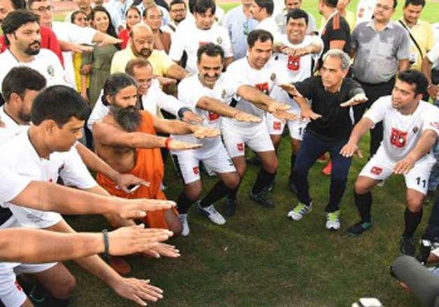 India Tv - Football match