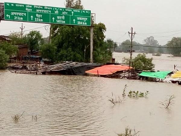 Floods in Madhya Pradesh