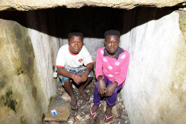 Prostitutes Liberia