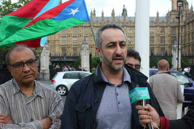 India Tv - Hyrbyair Marri, Baloch separatist leader