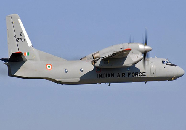 No trace of missing IAF AN-32