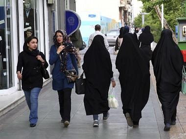 Women in Tehran