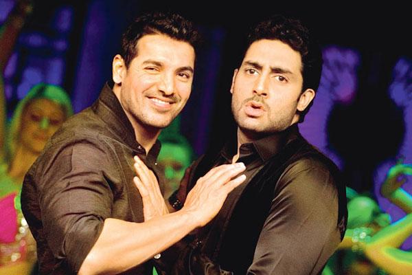 India Tv - John Abraham and Abhishek Bachchan