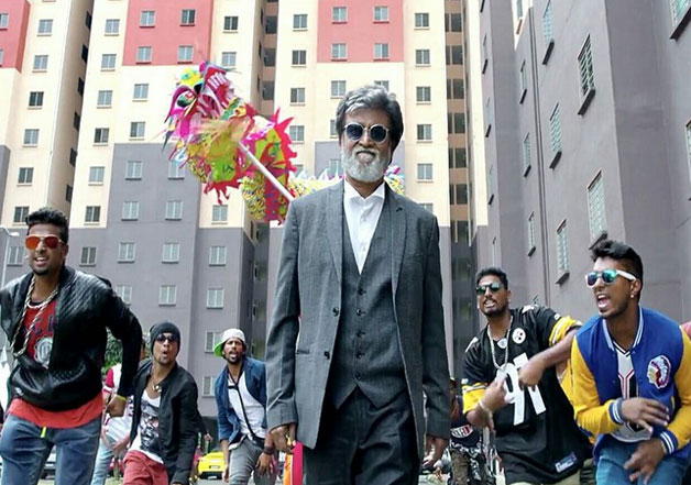 Rajinikanth thanks fans post 'Kabali' success