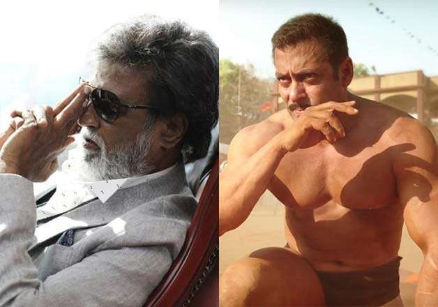 Rajinikanth in Kabali, Salman Khan in Sultan