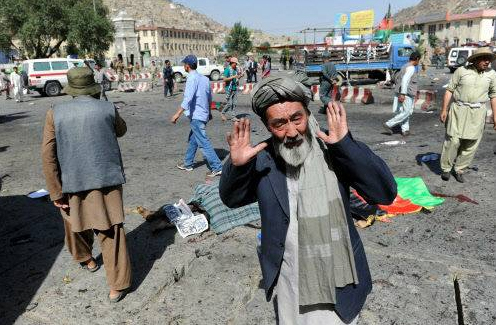Kabul-Blasts-Site
