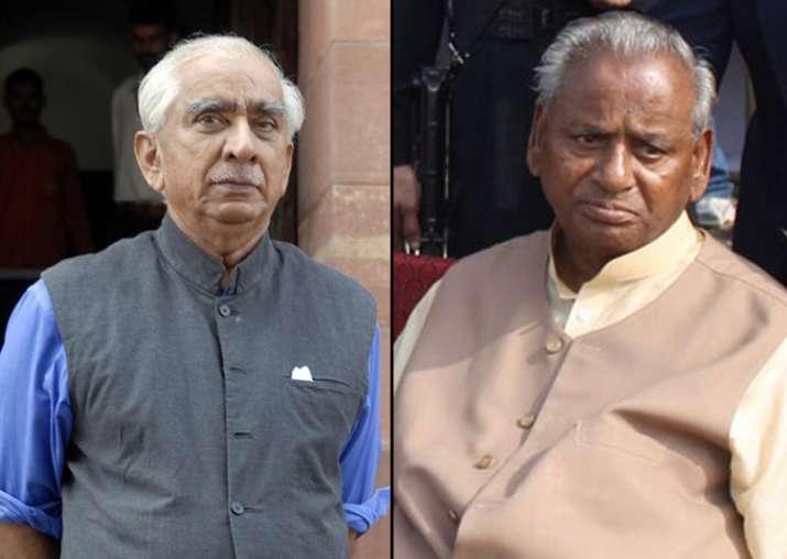 Kalyan Singh and Jaswant Singh