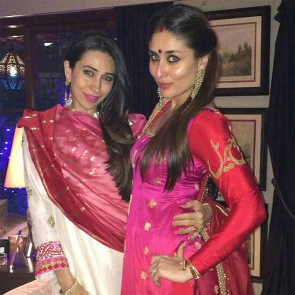 India Tv - Karisma Kapoor and Kareena Kapoor