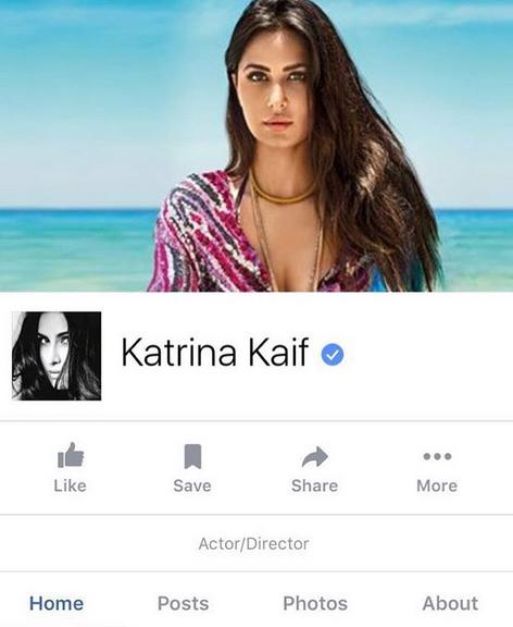 India Tv - Katrina Kaif Facebook